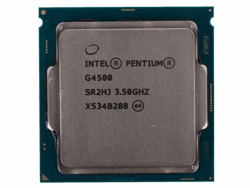 Intel Pentium G4500 (1151)