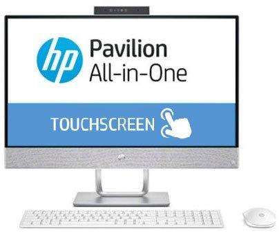Моноблок A-i-O HP Pavilion 24I 24-x001ur (Slim bezel) ( 2MJ25EA )