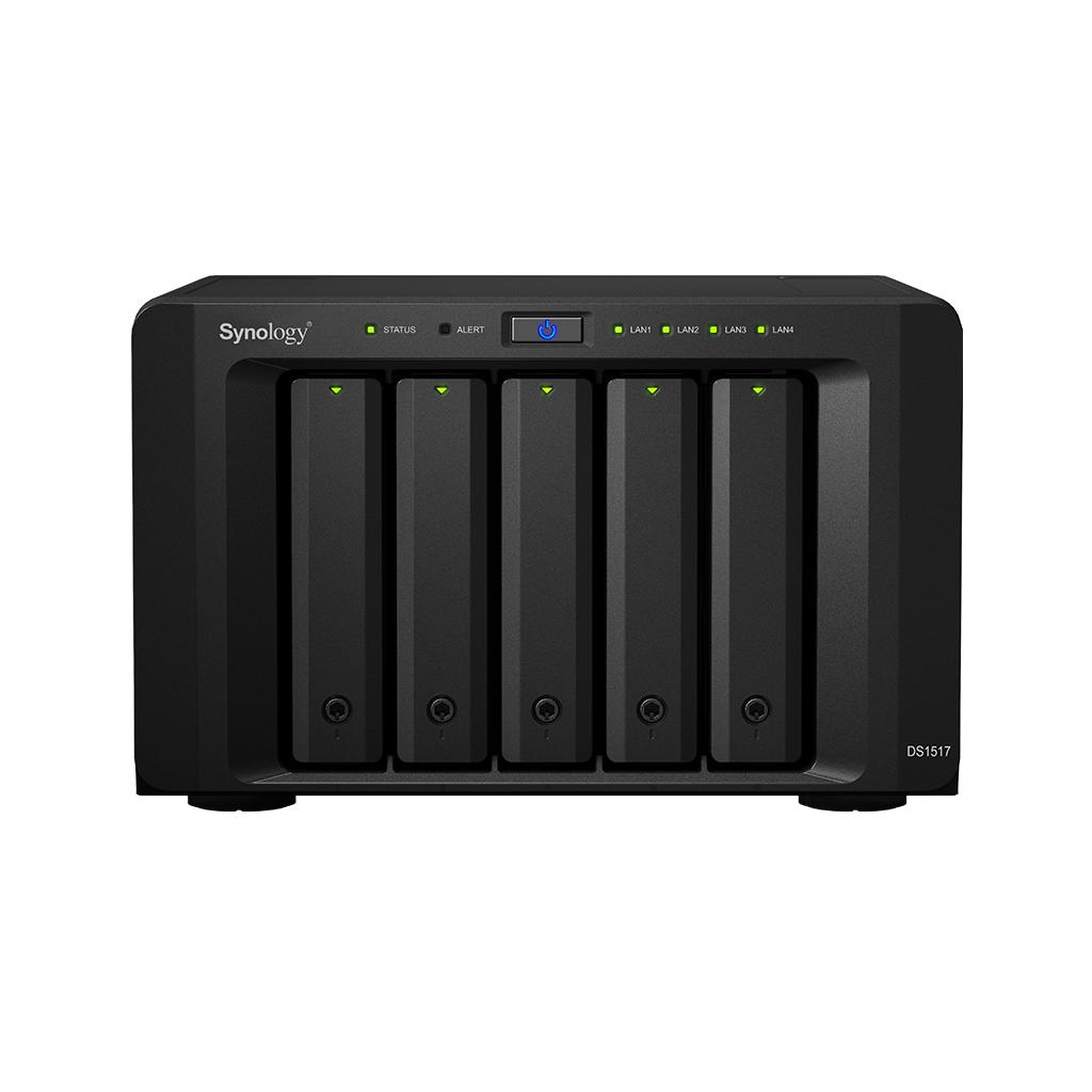 Сетевое хранилище DiskStation DS1517