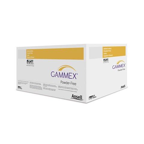 Перчатки латексные Gammex PF with AMT