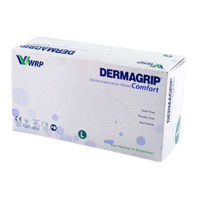 Перчатки смотровые нитриловые DERMAGRIP COMFORT