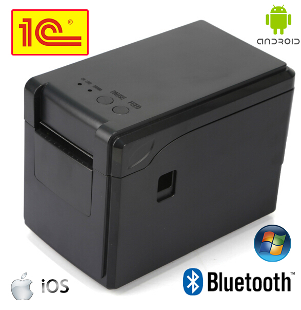 Принтер этикеток Gprinter GP2120TF (BlueTooth 4.0)