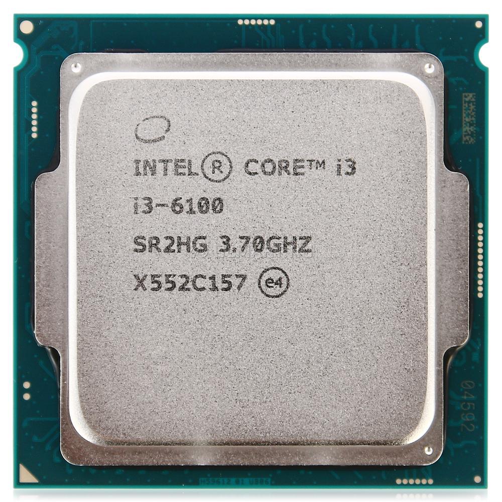Intel Core i3-6100 (1151)