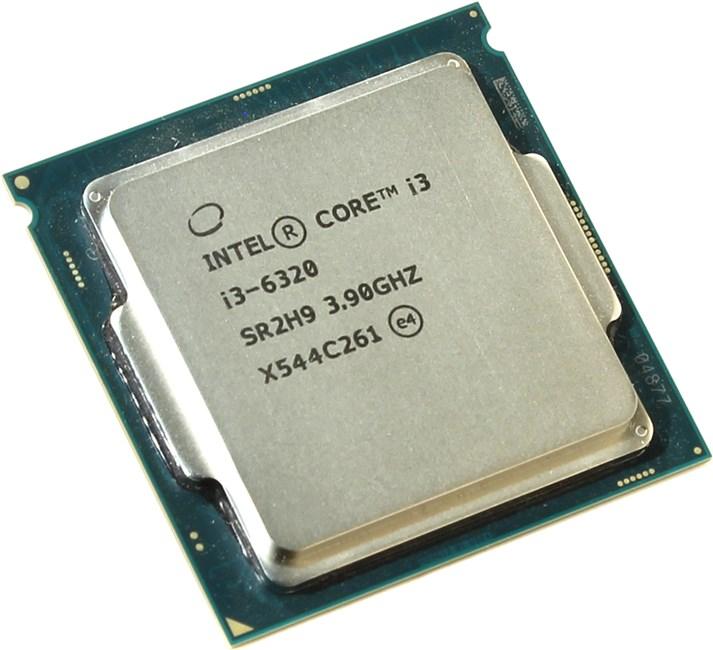 Intel Core i3-6320 (1151)