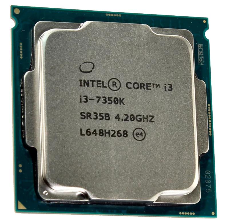 Intel Core i3-7350K (1151)