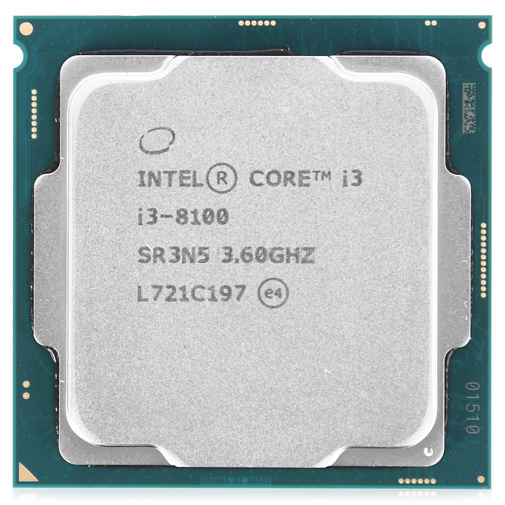 Intel Core i3-8100 (1151)