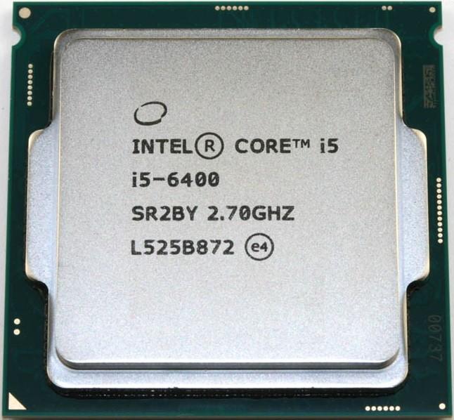 Intel Core i5-6400 (1151)