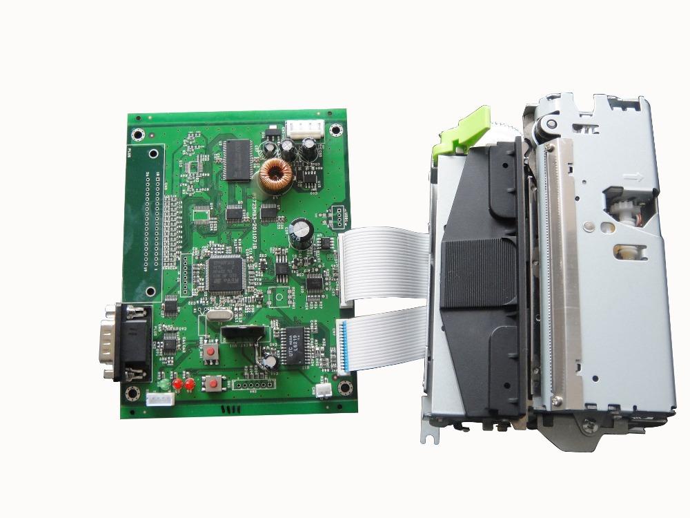 80 мм | Термопринтер EPSON M-T532 с автоматическим резаком