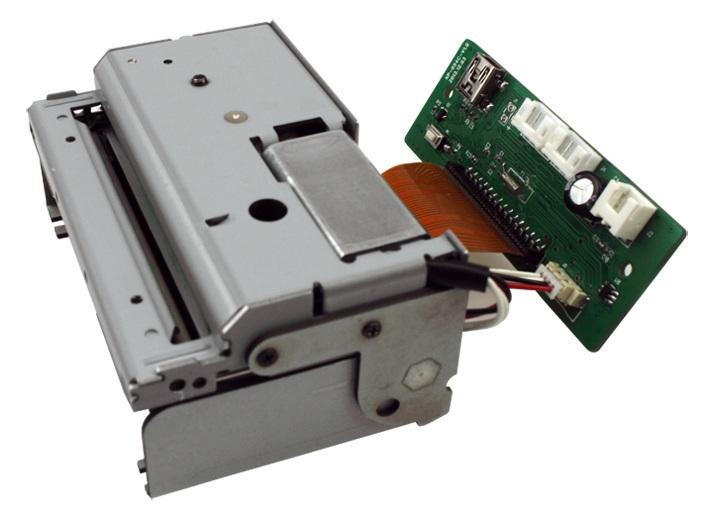 58 мм | Термопринтер LAX-628M с автоматическим резаком