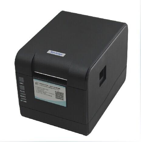 Обзор принтера этикеток Xprinter XP-233B