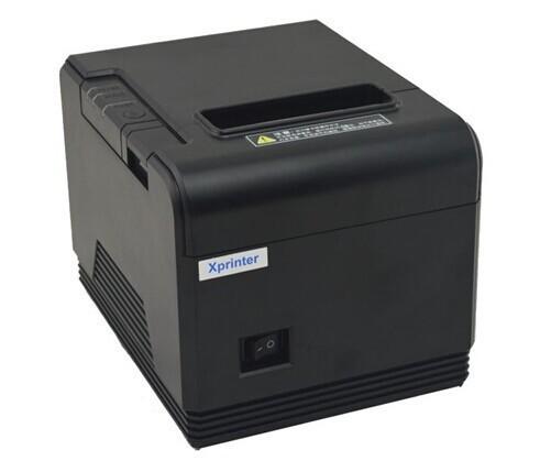 Принтер чеков Xprinter XP-Q200 80 мм