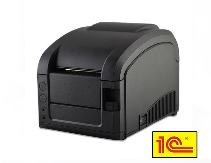 80 мм | Принтер этикеток Gprinter GP-3120TL
