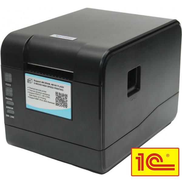 Принтер этикеток Xprinter XP-233B