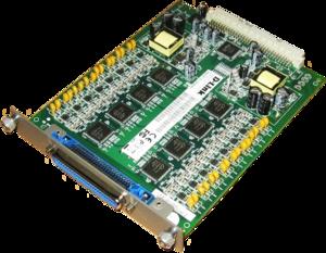 Модуль расширения 16xFXS/MORU для голосового шлюза D-link DVG 2032S